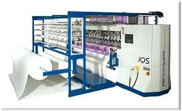 Masina de matlasat JQS